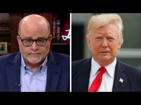 Mark Levin to Trump: Thank you for taking on the media