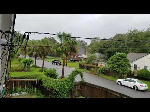 TS Irma sans souci and Clemson st