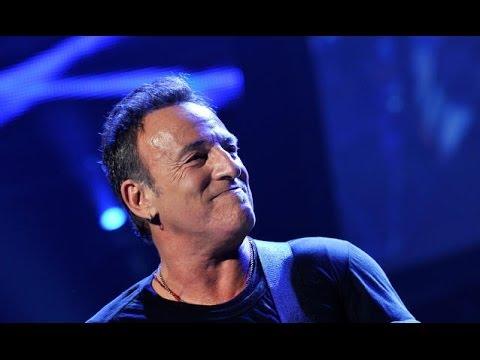 Thunder Road - Bruce Springsteen LIVE in Napoli