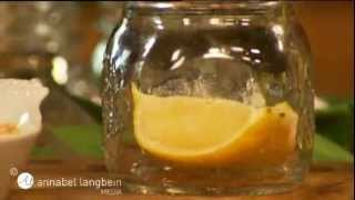 Preserved Lemons - Annabel Langbein, The Free Range Cook series one