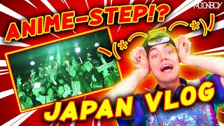 DUBSTEP With ANIME!? | PLAYING IN JAPAN!