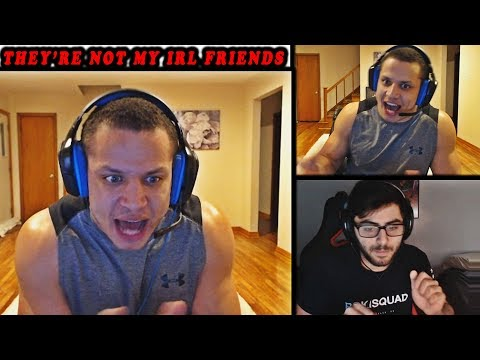 """TYLER1 AND YASSUO BEEF AFTER TYLER1 DITCHED THEM 