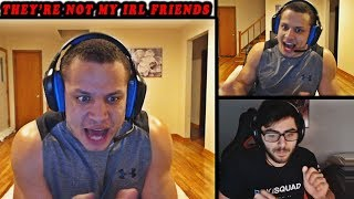 tYLER1 AND YASSUO BEEF AFTER TYLER1 DITCHED THEM | TYLER1: