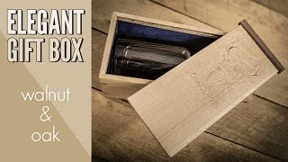Making a Wooden Gift Box