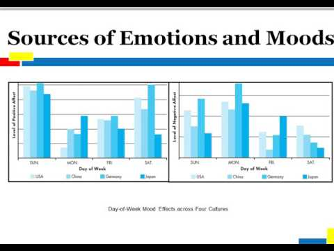 Emotions and Moods at Work