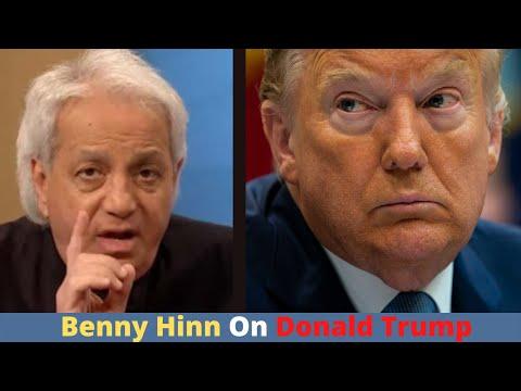 BENNY HINN CONTRADICTIONS ON DONALD TRUMP!!!