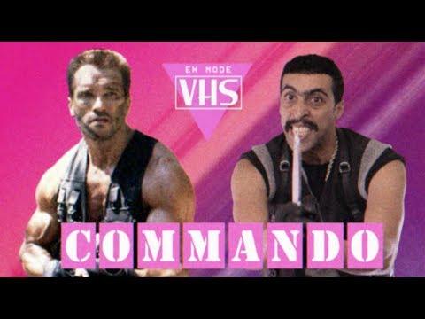 EN MODE VHS #4 COMMANDO