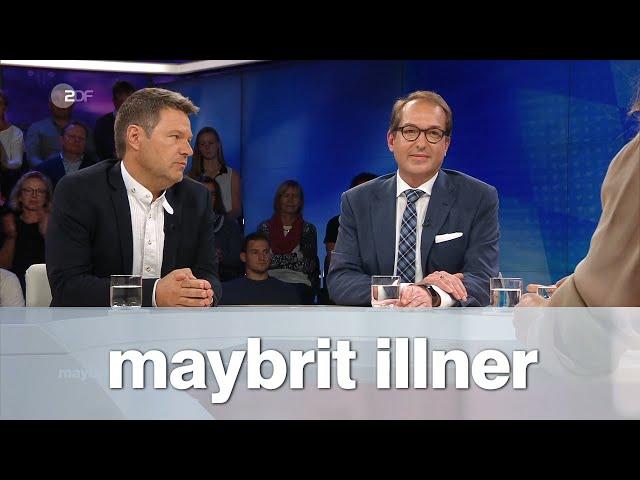 maybrit illner vom 18.10.2018: Nach Bayern, vor Hessen - wie schnell verfällt Merkels Macht?