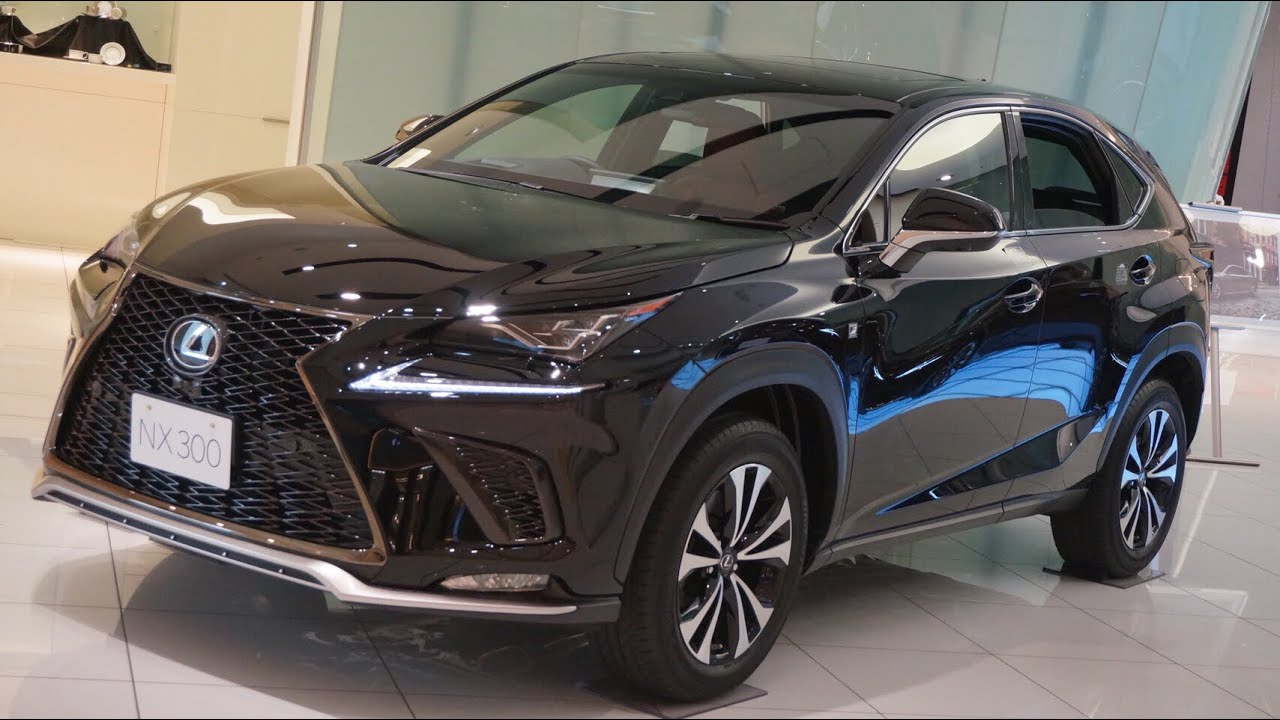 nx300 2018 lexus nx 300 f sport exterior interior youtube. Black Bedroom Furniture Sets. Home Design Ideas