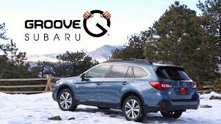 2018 Subaru Outback 2.5i Limited 50th Anniversary Edition Walk Around