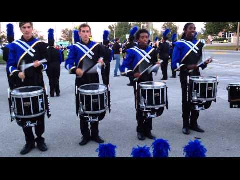 Henry Clay Drumline 2013 Tune 2