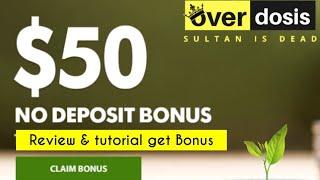 No deposit.!!! welcome bonus Forex $50 • Review and tutorial get Bonus