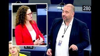 Liberal MEP outraged at democratic rejection of her noble European ideas