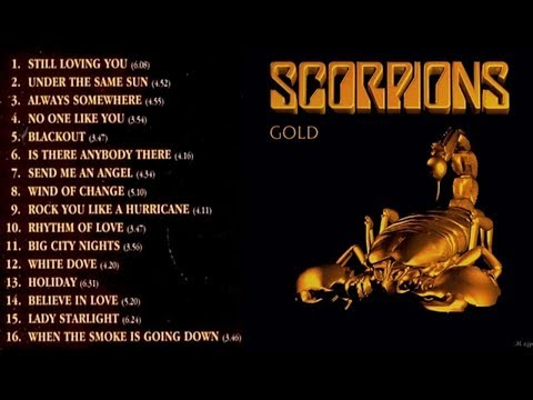 Scorpions Gold - The Best Of Scorpions - Scorpions Greatest Hits Full Album.mp3