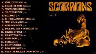 Scorpions Gold - The Best Of Scorpions - Scorpions Greatest Hits Full Album
