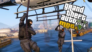 NOoSE: National Office of Security Enforcement - GTA 5 PC Mod