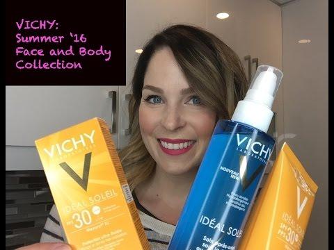 VICHY Summer Skin First Look: IDÉAL SOLEIL