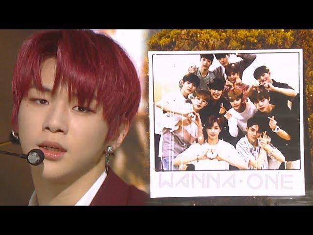 Wanna One(워너원) - Spring Breeze(봄바람) @인기가요 Inkigayo 20181209