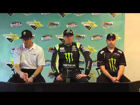 Interviste post-gara Nationwide Series - Phoenix 2013