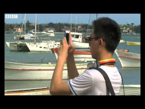 Mauritian tourist trade targets Asia