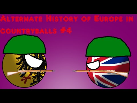 Alternate History of Europe in Countryballs | SEASON FINALE | Part 4 | A war to end all Wars |