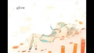 Glow - Off Vocal - Hatsune Miku / MP3 download + Romaji