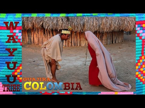 The Wayuu Indigenous Tribe Of Guajira, Colombia- Dance, Art & Culture