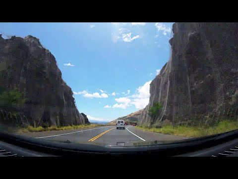 Time lapse from Kahului to Lahaina