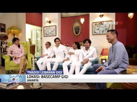 Tradisi Lebaran Unik Band Gigi (Bag. 1)