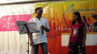 Husunul Jamalale - Rhea & Sumeer