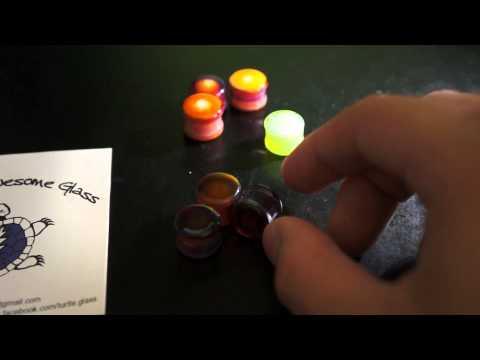 Turtle Glass: Gauges/Plugs