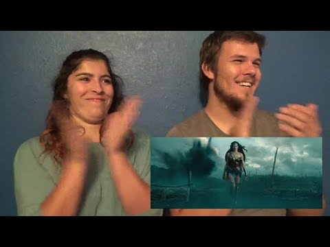 Wonder Woman Movie Reactions