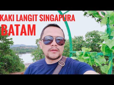 Kaki Langit Singapura dan Pantai Cipta Land | Wisata Batam | bungrianmtv