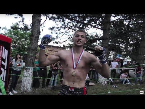 ALFA Special Force vs MMA Fighter