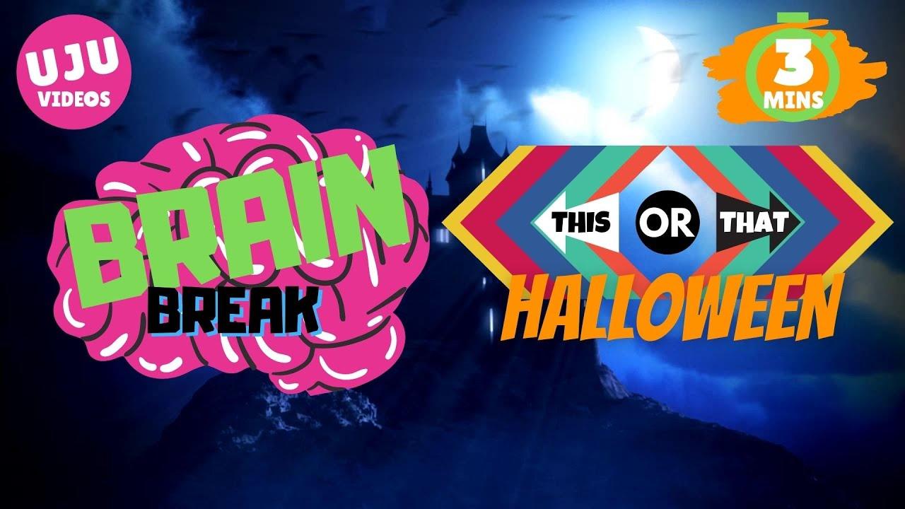 Download Brain Break - Halloween This or That?