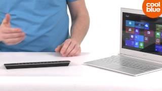 Rapoo E2700 Draadloos Toetsenbord productvideo (NL/BE)