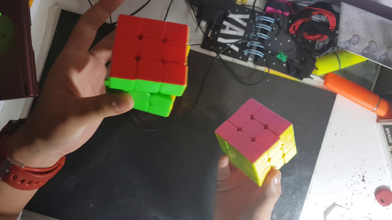 My Cubing Colection 2018 woohoo *its dank*