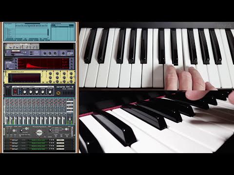 Rhythm Is A Dancer - Instrumental cover