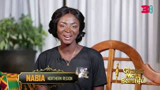 NABIA (NORTHERN) FOR GHANA'S MOST BEAUTIFUL 2018.