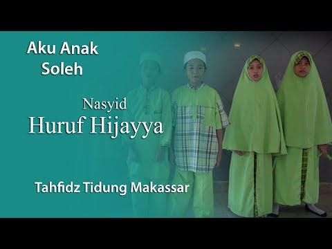 nasyid huruf hijaiyah