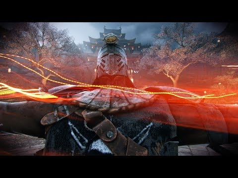 [For Honor] God Conqueror IN THE MAKING - Random Brawls