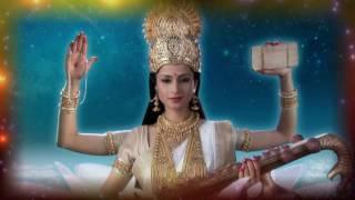 Salina Prakash as Saraswati in Devo k Dev Mahadev
