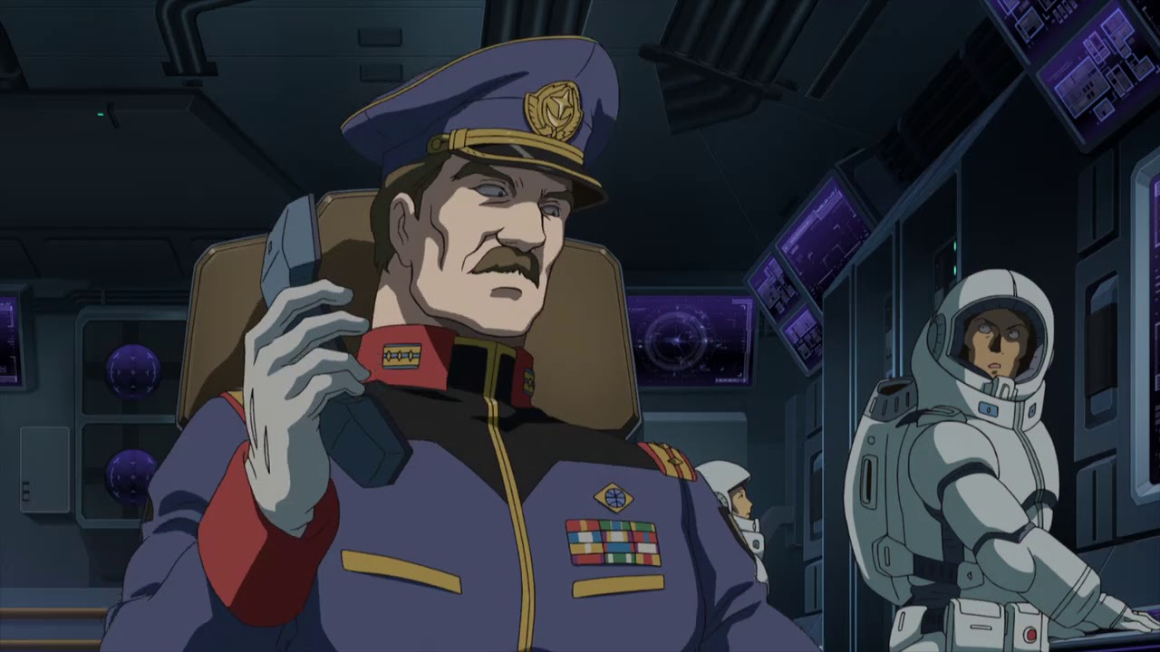 Mobile Suit Gundam: The Origin VI