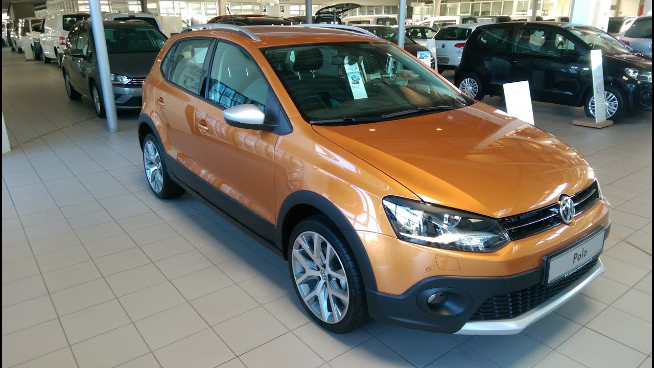 2015 vw polo crosspolo bmt 1 2 tsi youtube. Black Bedroom Furniture Sets. Home Design Ideas
