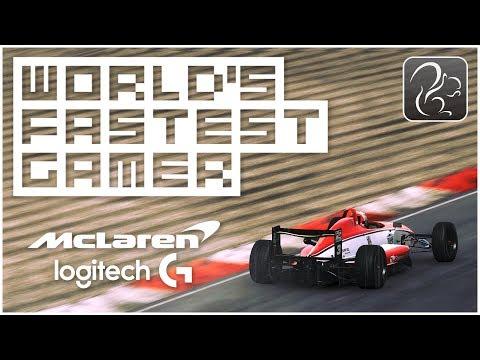 World's Fastest Gamer - Become McLaren's Sim Driver!
