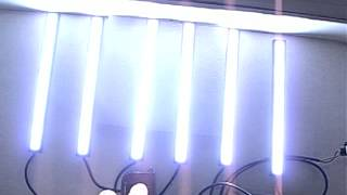 Стробоскоп светодиодный, Стробоскопы - DRL - 17-6 белые с пультом д/у(Стробоскопы - DRL - 17-6 белые с пультом д/у . Предназначены для установки на автомобили, водный транспорт, охран..., 2014-02-12T17:58:02.000Z)