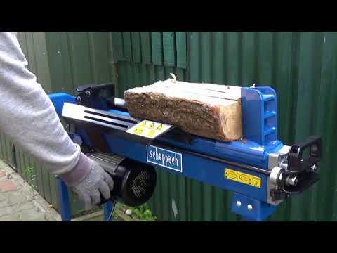 Jak Posługiwać Się łuparką Do Drewna Majster Zrób To Sam