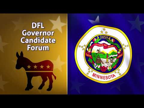 DFL Governor Candidate Forum