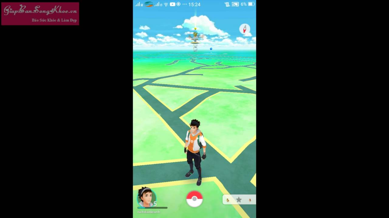Hướng dẫn cách cài đặt, chơi, và bắt pokemon go Việt Nam(Pokémon Go Beginner's Guide)