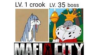Level 1 Crook Level 35 Boss Memes(THAT'S HOW MAFIA WORKS)